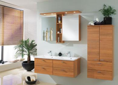Badezimmermöbel Teakholz